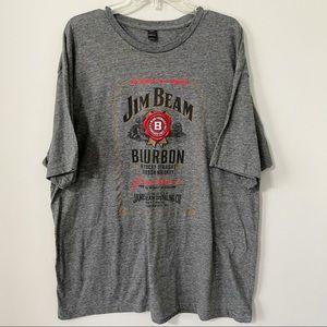 Men's Jim Beam Signature Kenticky Bourbon T-Shirt